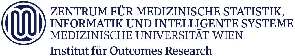 Institut für Outcomes Research – Medizinische Universität Wien